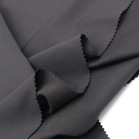 87% Polyester 13% Spandex Full Lining Healthy fabric in Two Layers Laminated