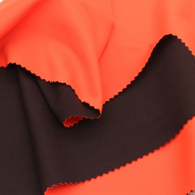 87% Polyester 13% Spandex Full Lining Healthy fabric for Leisure wear or Athletic Apparel